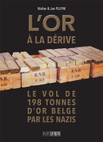 Image couverture L'OR À LA DÉRIVE